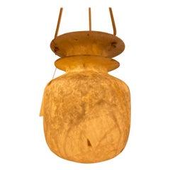 Alabaster Amphora Pendant