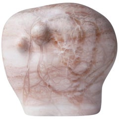 Alabaster sculpture by Julian Watts
