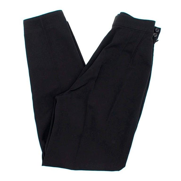 Alaia Black Suit US 4 For Sale 1