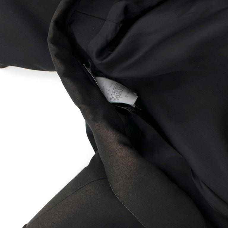 Alaia Black Suit US 4 For Sale 5