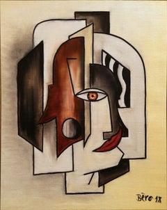 Portrait of Fernand