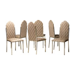 Alain Delon Dining Room Chairs