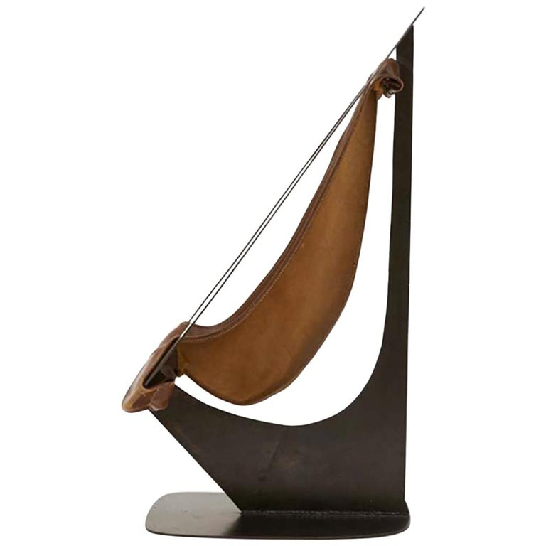 Alain Douillard, Chair, circa 1970 For Sale