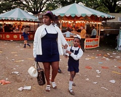 ' At The Fair 1972 ' Oversize Limited Edition Archival Pigment Print