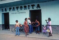 ' La Favorita Bar ' 1981 Limited Edition Archival Pigment Print
