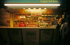 ' Night Food Stall ' 1972 Limited Edition Archival Pigment Print
