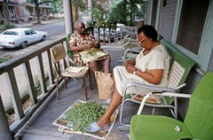 ' Porch Peas ' 1983 Limited Edition Archival Pigment Print