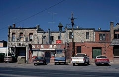' Ramshackle Bar ' 1979 Limited Edition Archival Pigment Print