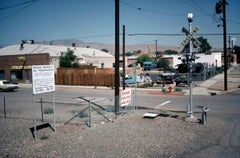 ' Reno Crossing ' 1979 Limited Edition Archival Pigment Print