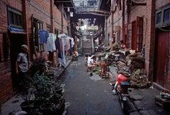 'Chengdu City Life' Limited Edition Archival Pigment Print