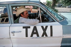'Cowboy Taxi' Oversize Limited Edition Archival Pigment Print