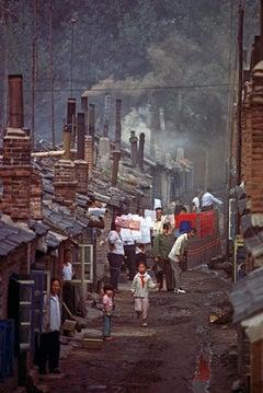 'Fushun Village' Oversize Limited Edition Archival Pigment Print