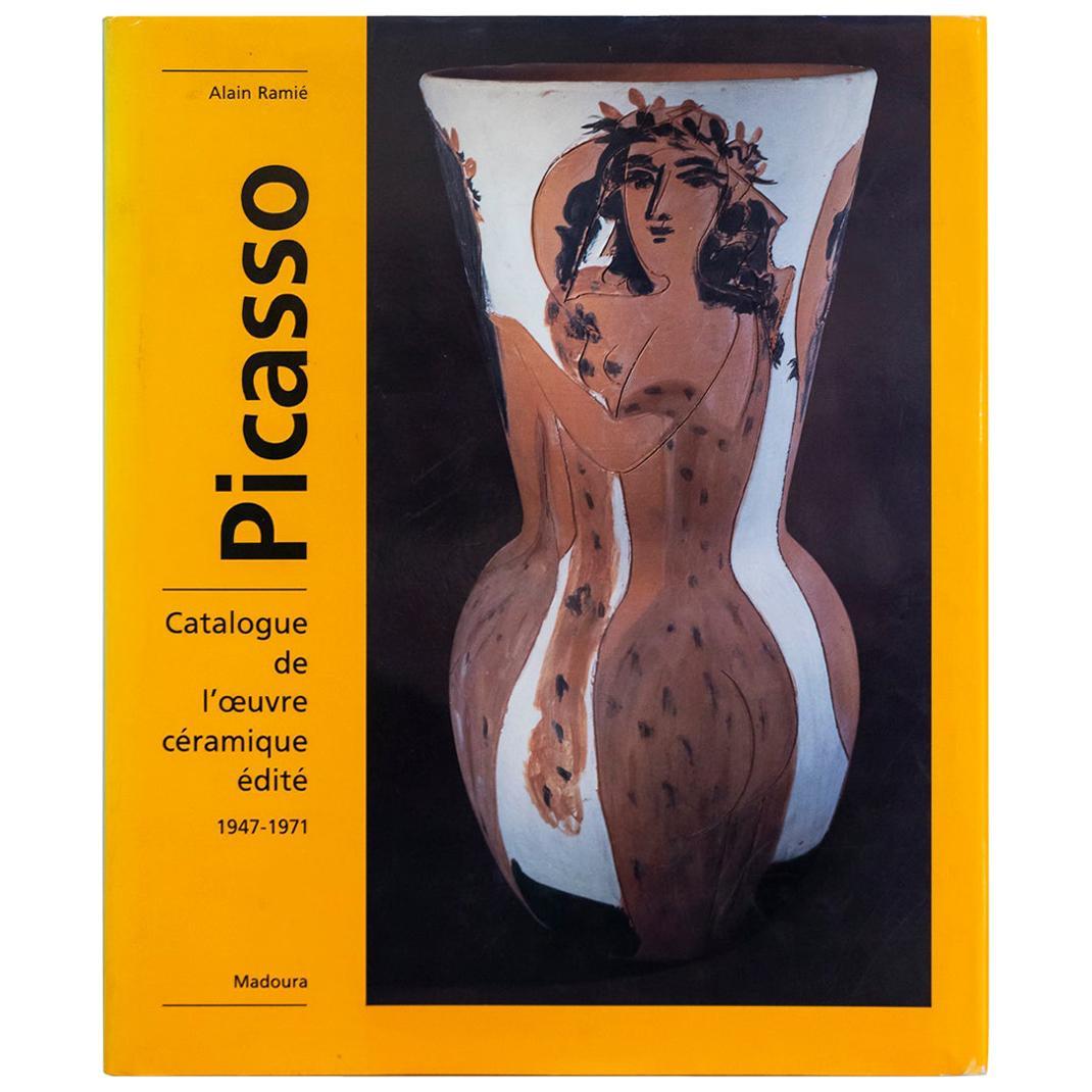 Alain Ramié, Picasso: Catalogue of the Edited Ceramic Works, 1947-1971
