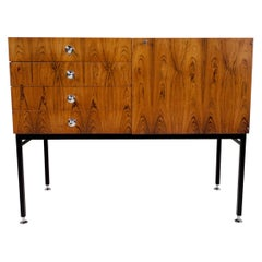 Alain Richard, Rosewood Sideboard Series 800, France, 1959