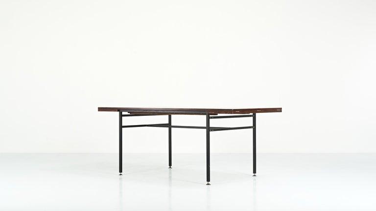 Mid-Century Modern Alain Richard, Table 802 for Meubles TV, C.1950 For Sale