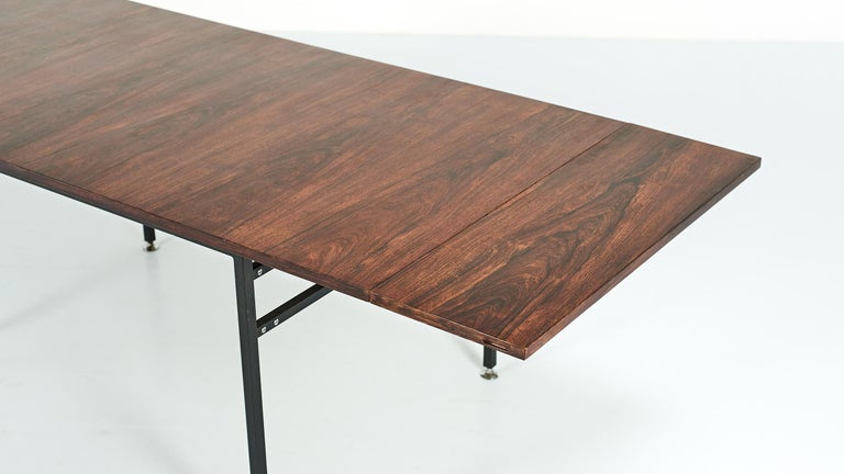 Alain Richard, Table 802 for Meubles TV, C.1950 In Good Condition For Sale In Munster, NRW