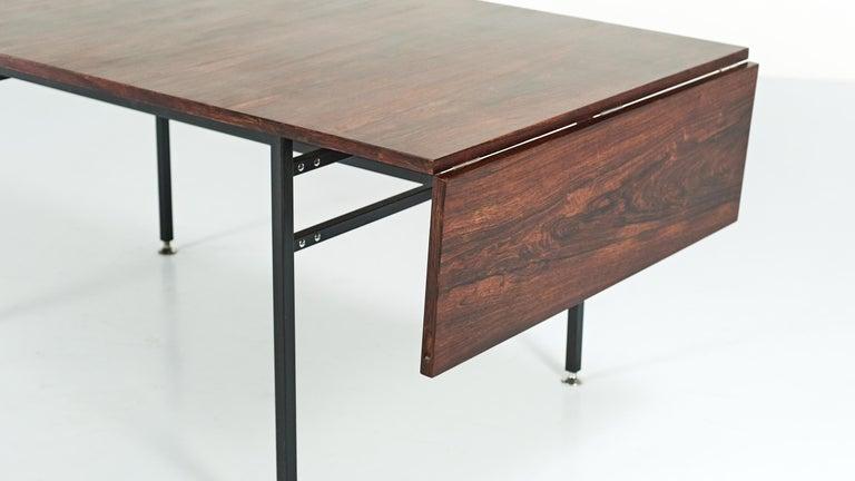 Mid-20th Century Alain Richard, Table 802 for Meubles TV, C.1950 For Sale