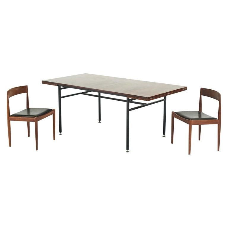 Alain Richard, Table 802 for Meubles TV, C.1950 For Sale