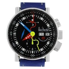 Alain Silberstein Krono Bauhaus Watch
