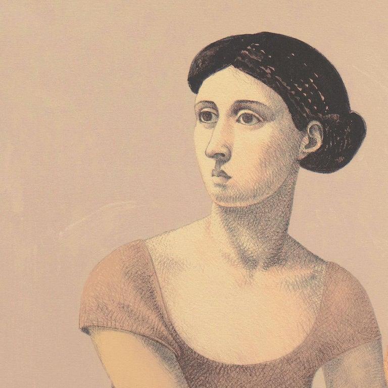 'Two Dancers', Yale, Cooper Union, Prix de Rome, Tyler School of Art, Assisi For Sale 2