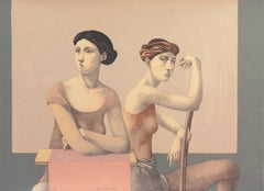 'Two Dancers', Yale, Cooper Union, Prix de Rome, Tyler School of Art, Assisi