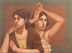 'Two Women', Yale, Cooper Union, Prix de Rome, Tyler School of Art, Smithsonian