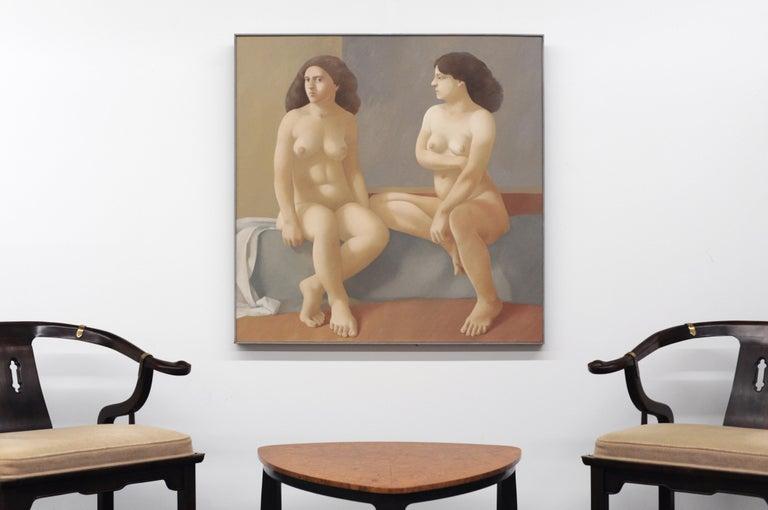 Alan Feltus Nude Woman, 1974 For Sale 4