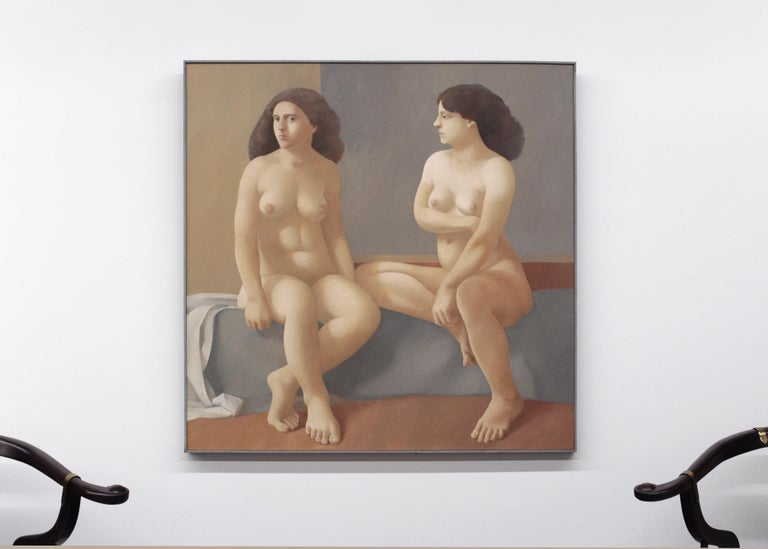 Alan Feltus Nude Woman, 1974 For Sale 3