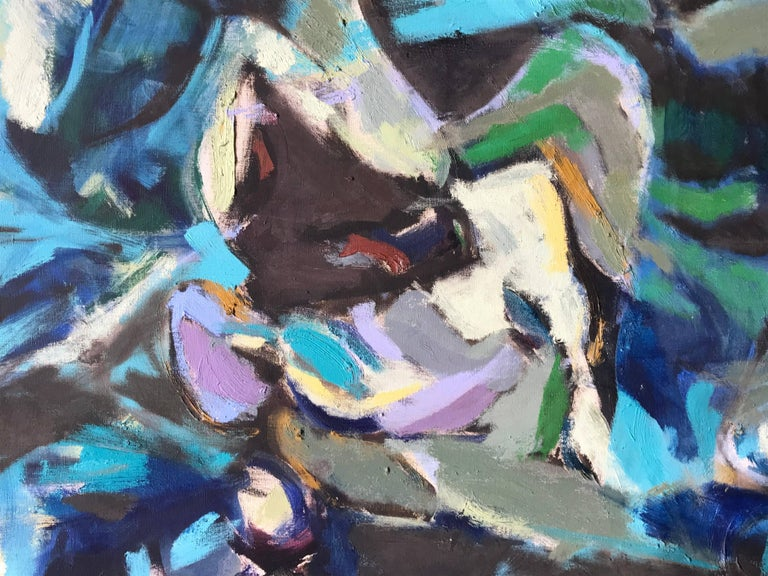 Abstract Expressionism, Tide Pool, Monhegan, 1956 For Sale 2