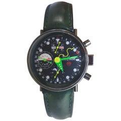 Alan Silberstein Krono 2 Watch, Case, 289/999 Limited, Automatic, Chrono
