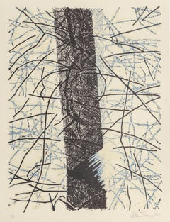 Pine Cut Down B, by Alan Turner