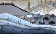 Migration, Original Painting
