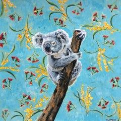 Koala, Original Painting