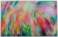 Alanna Eakin, Flowers, Contemporary Art, Affordable Art, Abstract Art