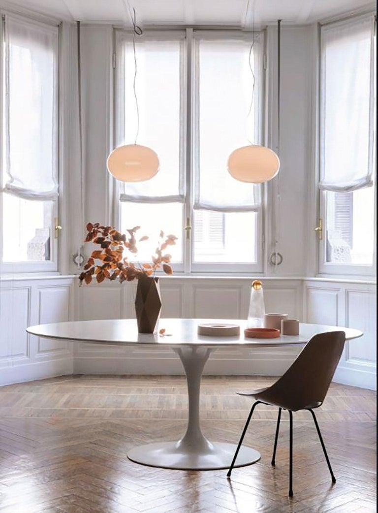 Contemporary Alba Suspension Lamp by Mariana Pellegrino Soto for Oluce For Sale