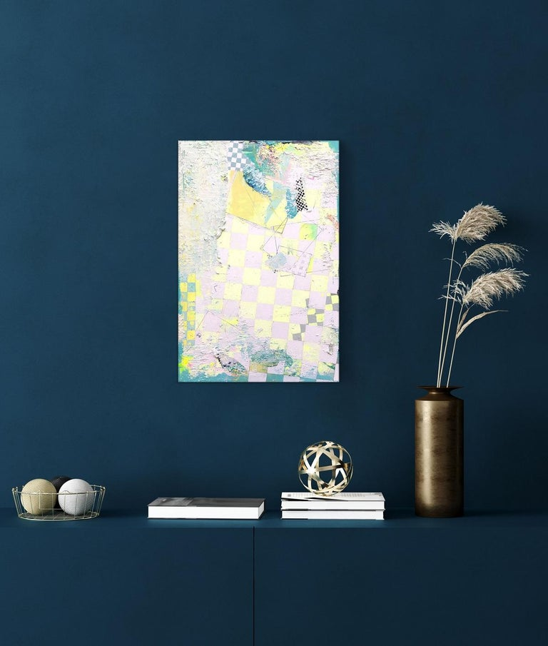 Atlas 1807, Oz - Contemporary Abstract Painting 1