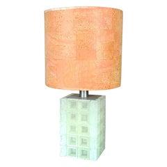 Albano Poli for Poliarte Italian Midcentury Lamp