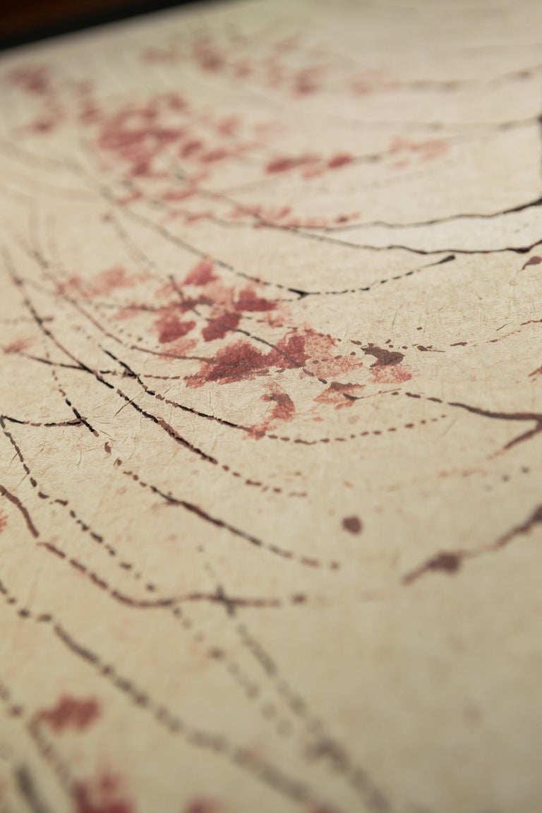 Albero, Handmade Wallpaper For Sale 4