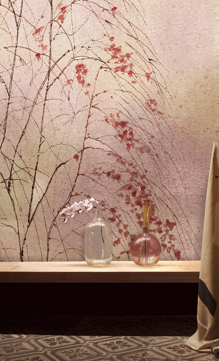 Albero, Handmade Wallpaper For Sale 6