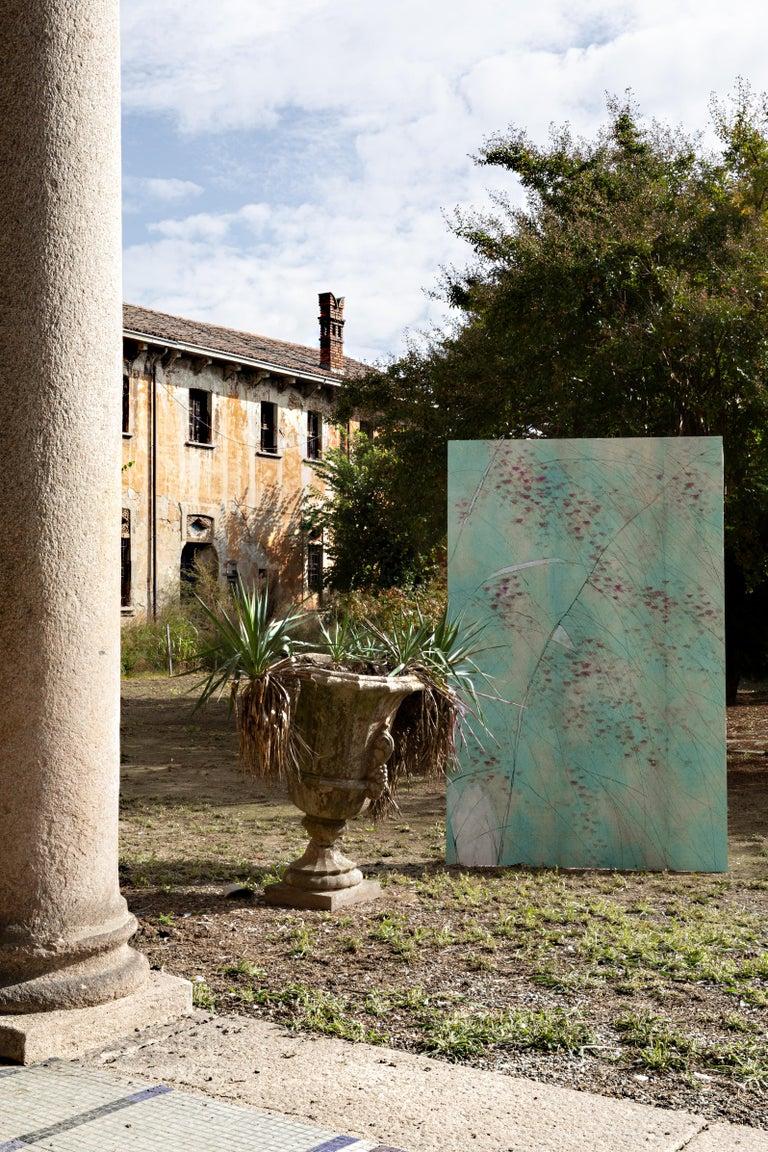 Paper Albero, Handmade Wallpaper For Sale
