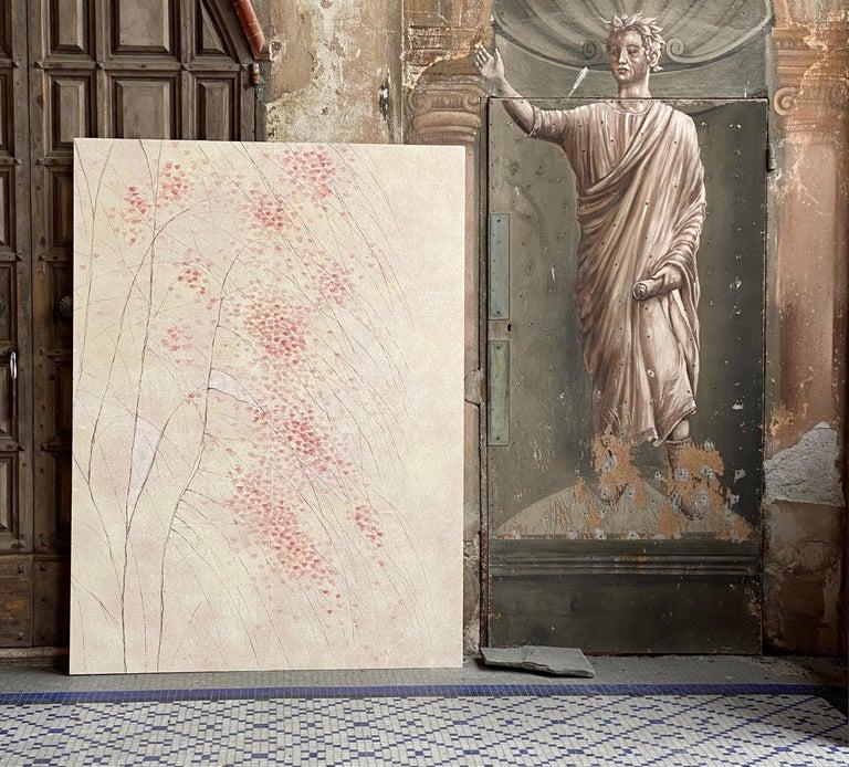 Albero, Handmade Wallpaper For Sale 2