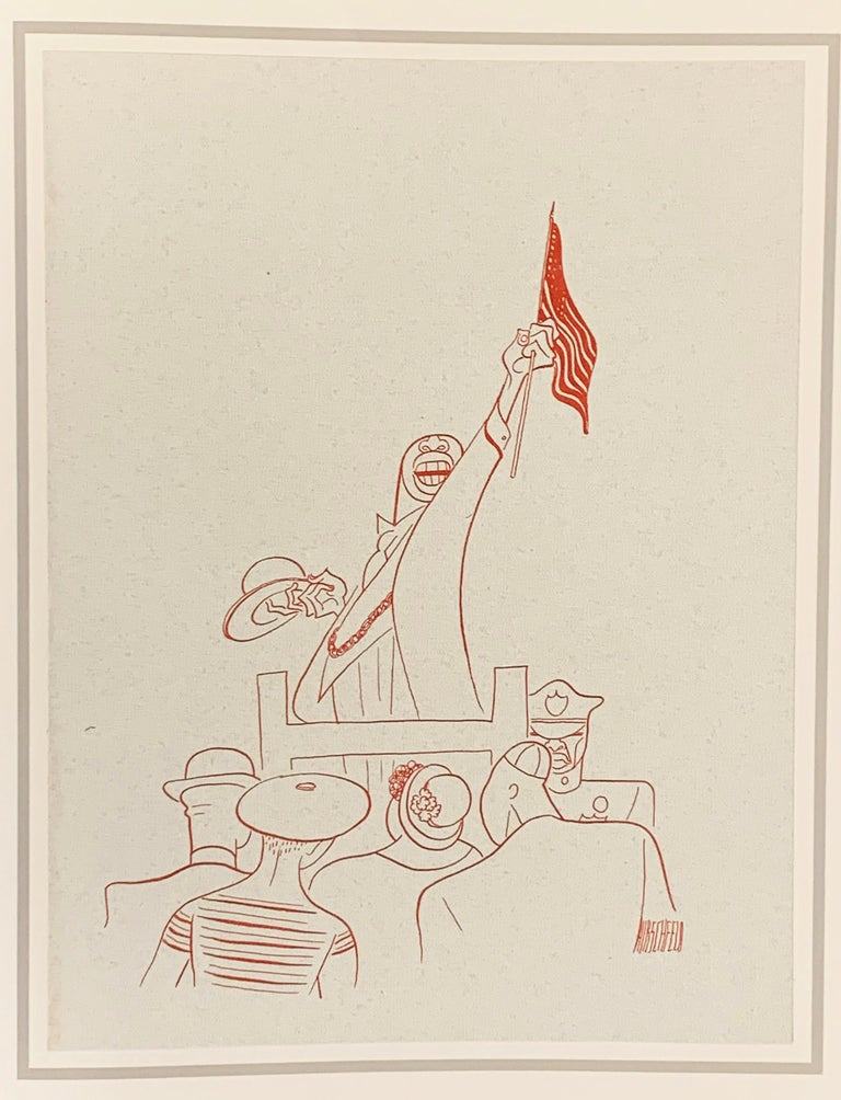 HARLEM AS SEEN BY HIRSCHFELD For Sale 8
