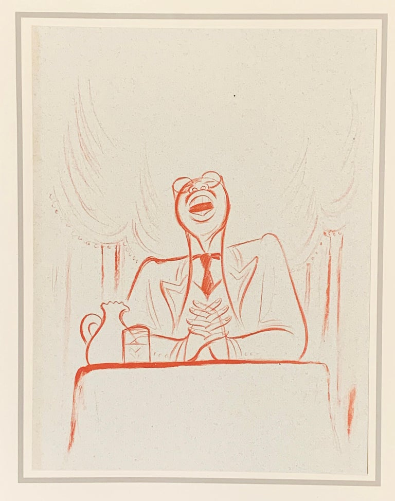 HARLEM AS SEEN BY HIRSCHFELD For Sale 10