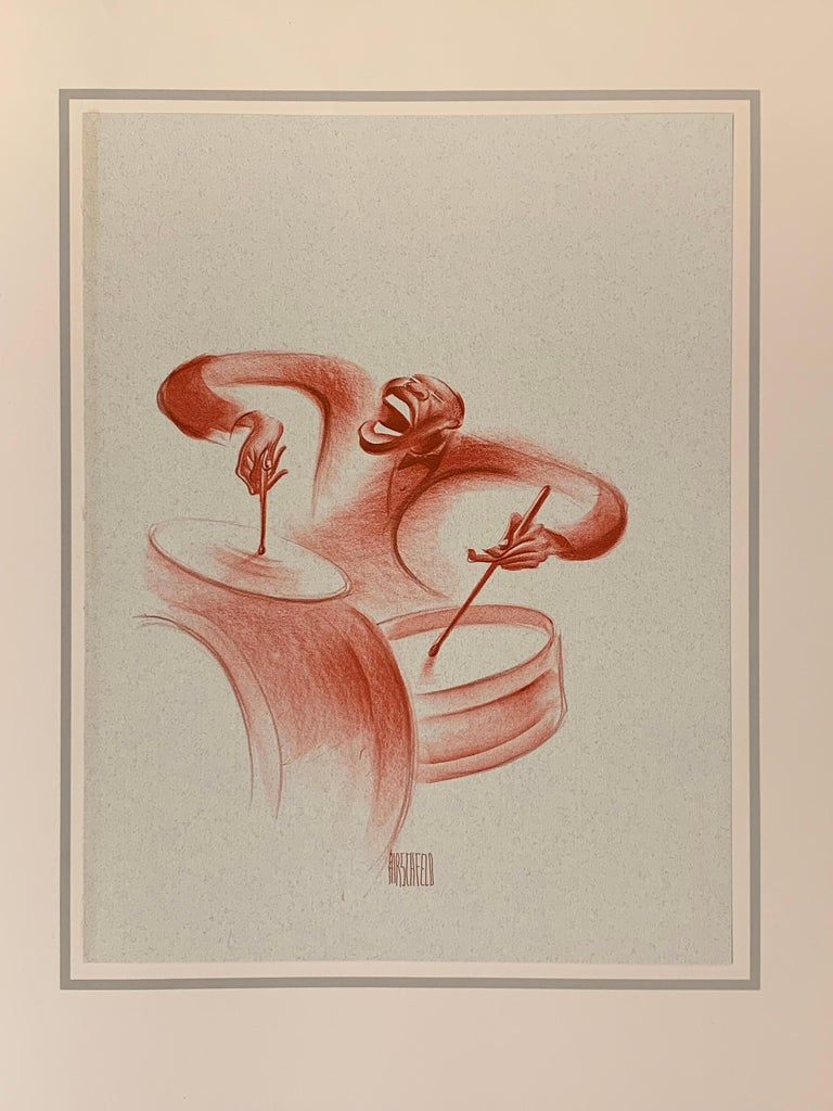 HARLEM AS SEEN BY HIRSCHFELD For Sale 2
