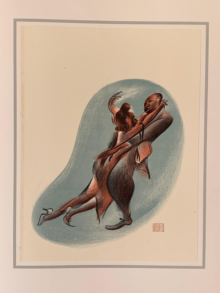 HARLEM AS SEEN BY HIRSCHFELD For Sale 3