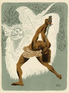 Kris Dancer, Bali