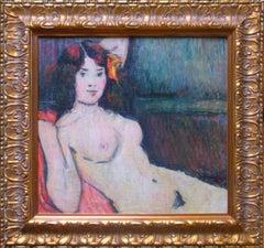 Nu a la Gauguin