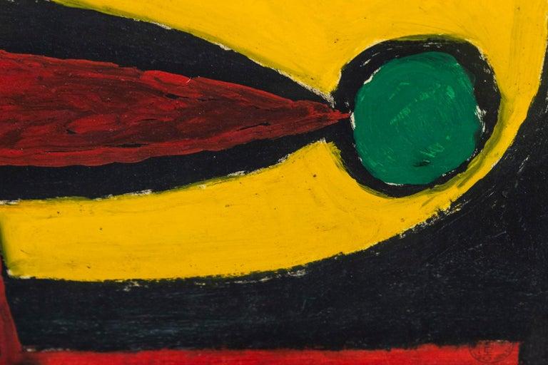 Albert Chubac, Painting, France, circa 1960 For Sale 1