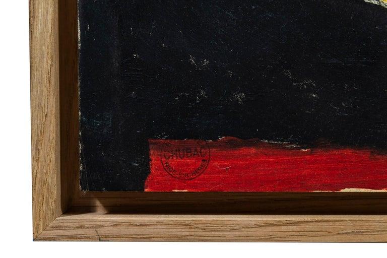 Albert Chubac, Painting, France, circa 1960 For Sale 2