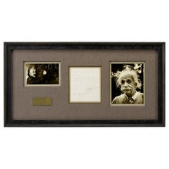 Albert Einstein Typed Letter Signed on Princeton Letterhead, Dated 23 Feb 1948